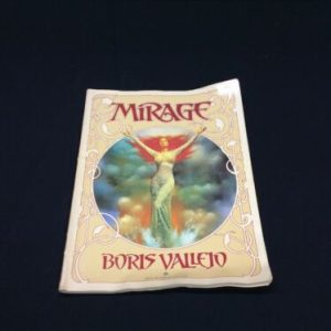 Other Mirage by Boris Vallejo – Text by Doris Vallejo – 1982  Adult content paperback Age Restricted