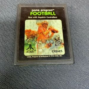Other Atari Game Program Football Game Only [tag]